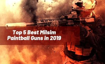Top 5 Best Milsim Paintball Guns in 2020 [Top Rated]