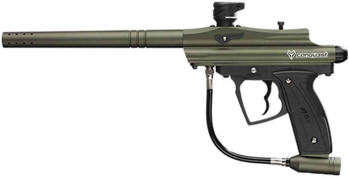 D3FY Conquest Semi-Auto Paintball Marker Gun