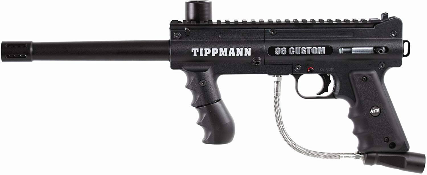 Tippmann 98 Custom Platinum Series - Paintball Gun