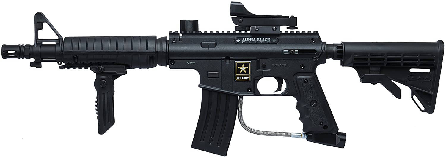 Action Village Tippmann US Army Paintball Rifle
