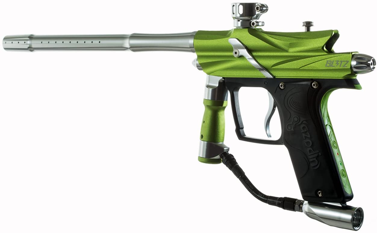 Azodin Blitz 3 - Green - Paintball Gun