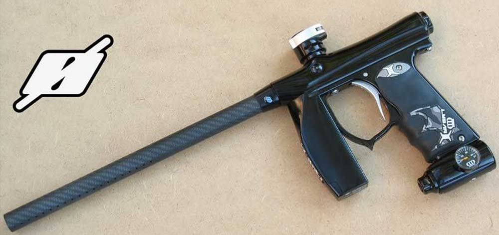 DeadlyWind Null Carbon Fiber - Paintball Gun with Barrel