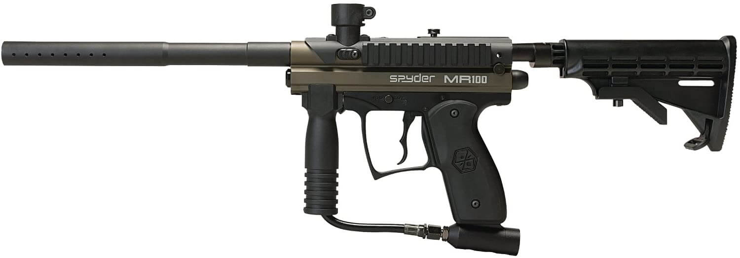 Spyder MR 100 PRO Semi Auto-Paintball Marker