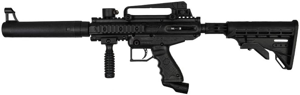 Tippmann Cronus Tactical Marker - Black - Paintball Gun