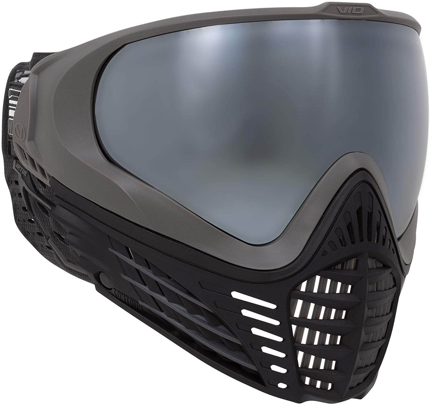 Virtue VIO - Black, Paintball Mask