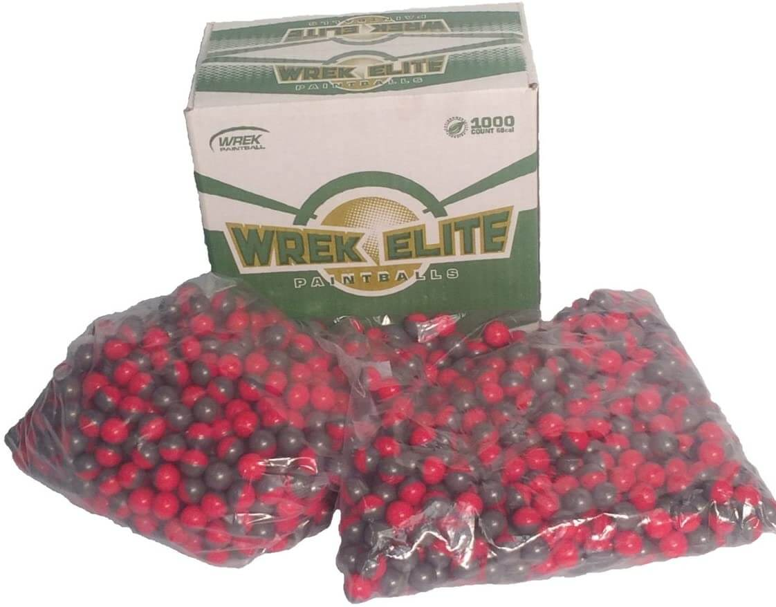 Wrek Elite Premium Paintballs